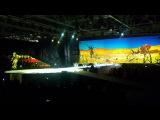 Новогоднее Шоу - «Приключения на Мадагаскаре»